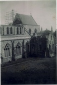 The Cathedral post WW2