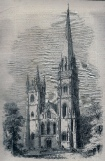 The Cathedral 1861