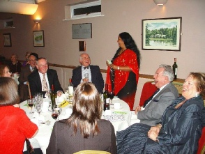 Llandaff Society Christmas Dinner 2009